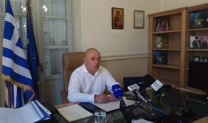 Γ. Μαντζούνης: Προτεραιότητα μας η οικονομική ενίσχυση των συλλόγων