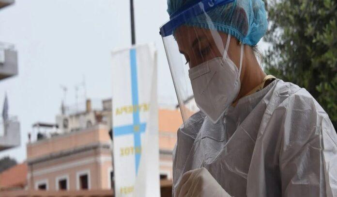 211 νέες μολύνσεις σήμερα στην Πελοπόννησο
