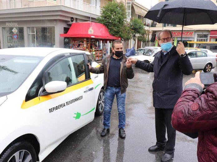 Η Περ. Πελοποννήσου επιμένει στην Ηλεκτροκινηση