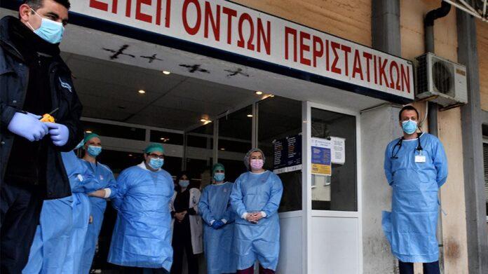 Καταμετρήθηκαν 1.428 νέα κρούσματα 82 στην Πελοπόννησο