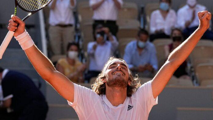 Στον τελικό του Rolland Garros (3-2)