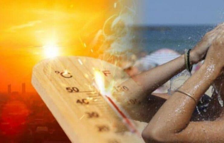 Καύσωνας-κόλαση η θερμοκρασία θα «αγγίξει» τους 45 βαθμούς
