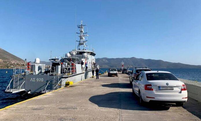 16 Σύριοι διασώθηκαν από ναυάγιο στα ανοιχτά της Μονεμβάσιας!