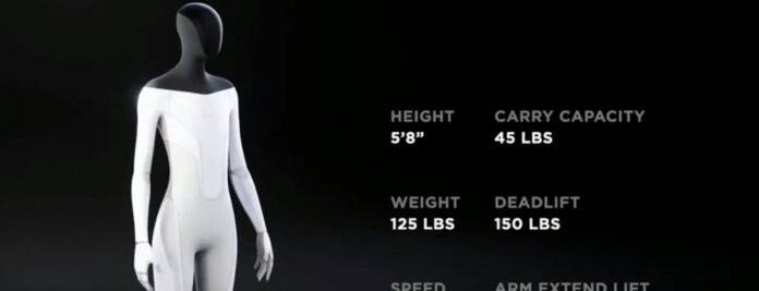 Tesla Bot: Η Tesla του Έλον Μάσκ ετοιμάζει ανθρωποειδές ρομπότ