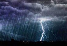 Καιρός: Ραγδαία επιδείνωση με πτώση θερμοκρασίας και καταιγίδες