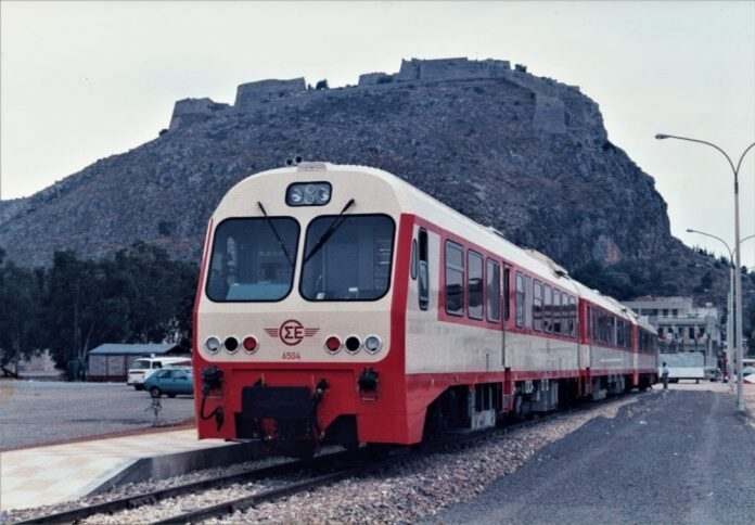 Αφορούν την επαναλειτουργία στο τμήμα Κόρινθος-Ναύπλιο